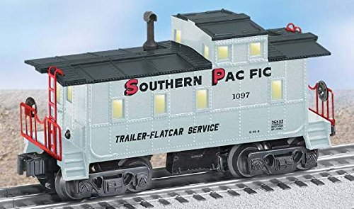 Lionel 6-36532 Southern Pacific Caboose - Operating Uncoupling Track