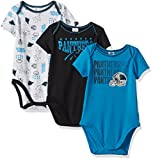 #3: Gerber Childrenswear 3 Pack Short sleeve Bodysuit