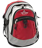 TETON Sports Bookbag (Red/Grey), Outdoor Stuffs