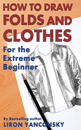 Drawing Fabric (How To Draw Folds And Clothes: For the Extreme Beginner)