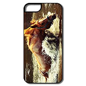 Custom Your Own Horse Water Sports IPhone 5 5s Shell For Gift