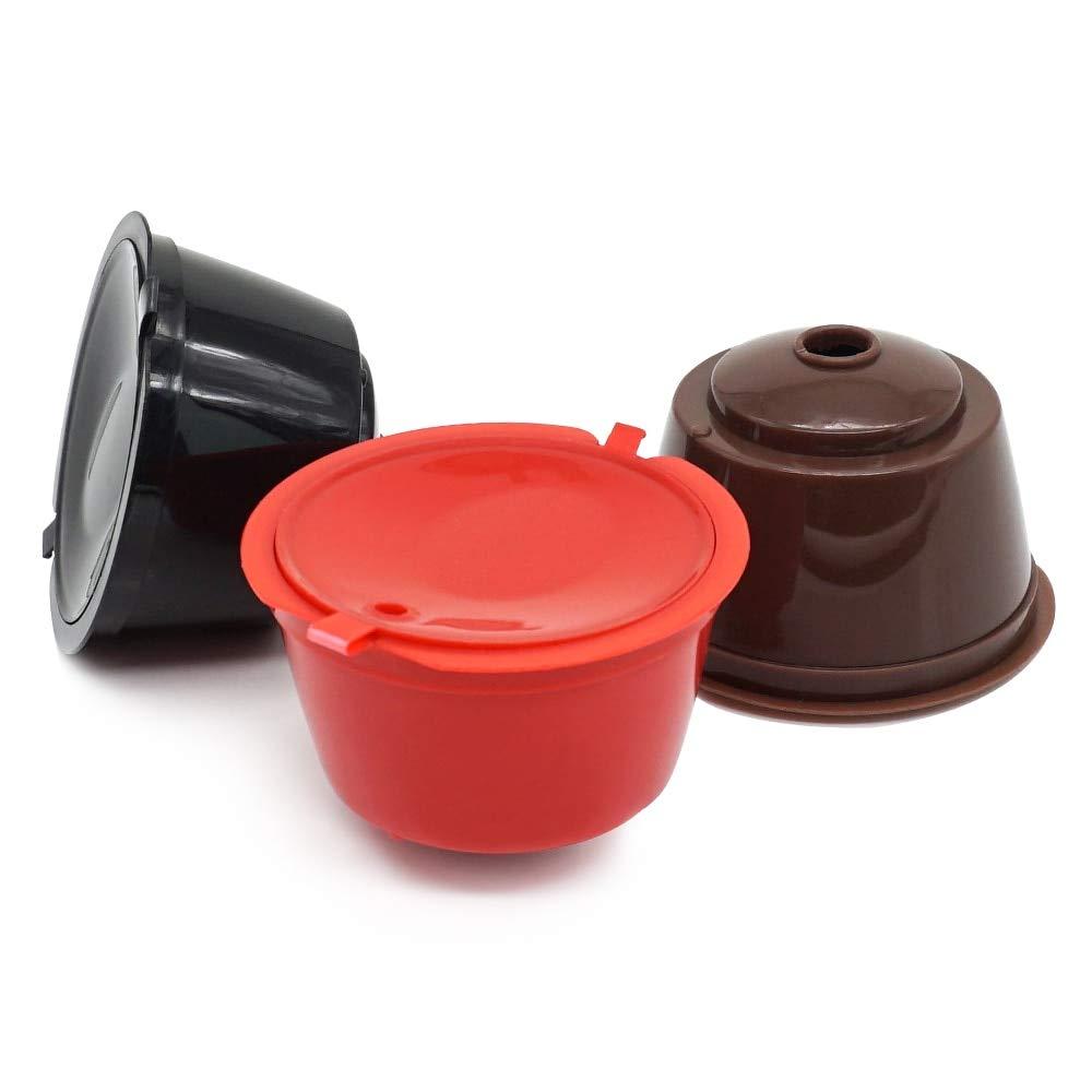 ShoppyStar 1 pieza de café goteo para Dolce Gusto rellenable ...