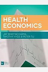 Health Economics Kindle Edition
