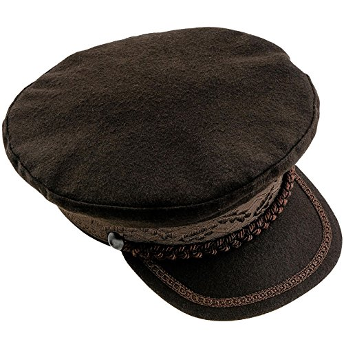 0572dcee967c6b Sterkowski Kashubia Merchant Fleet Officer Peaked Cap with Embroideries