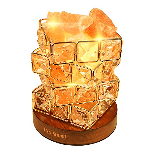 Oxa Gorgeous Himalayan Salt Lamp Natural Hymalain Pink