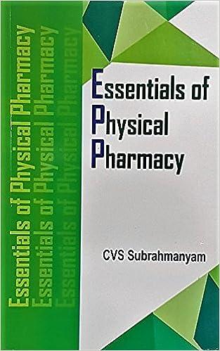 Pdf manavalan pharmaceutics physical by