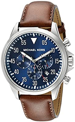 Michael Kors Men's Gage Brown Watch MK8362 from Michael Kors Watches MFG Code