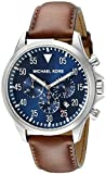 Image of Michael Kors Men's Gage Brown Watch MK8362
