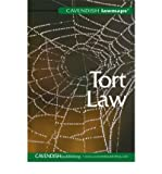 Law Map in Tort Law, Cavendish Publishing Staff, 1859419682