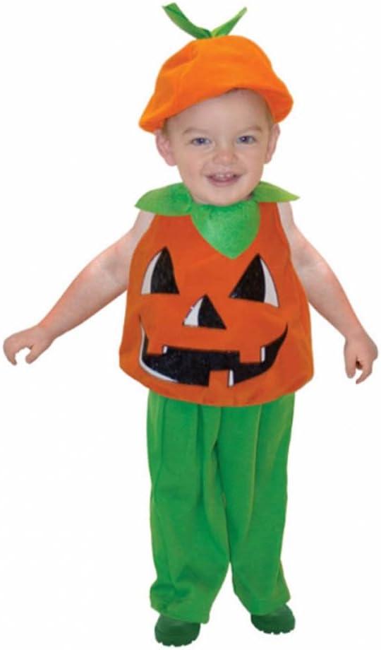 Christy`s 996245 - Disfraz de calabaza para bebé (12 meses ...