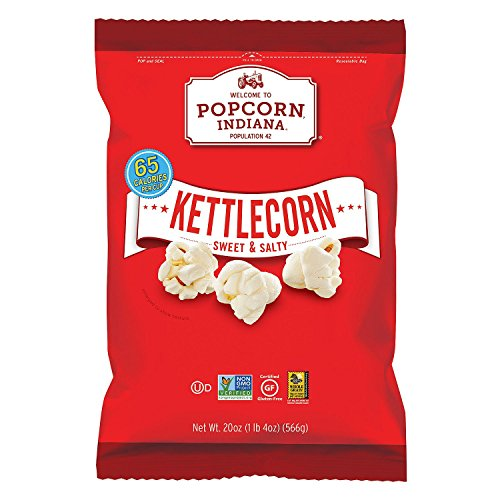 (Popcorn Indiana Sweet and Salty Kettlecorn 20 OZ (pack of 2))