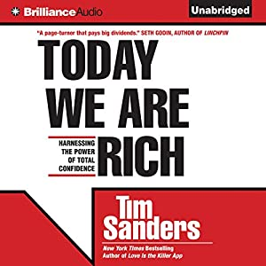 Today We Are Rich Audiobook