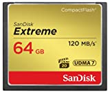 SDCFXS-064G-AFFP SanDisk Extreme 64GB Compact Flash Memory Card UDMA