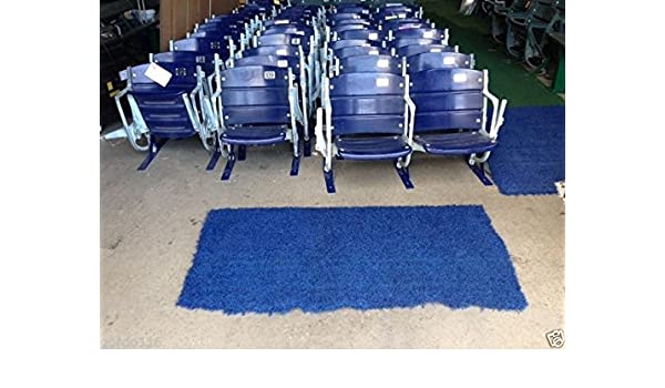 141516ac86d64d Amazon.com: Texas Stadium Dallas Cowboys game Used Blue End Zone Turf LG  Rectangle COA: Sports Collectibles