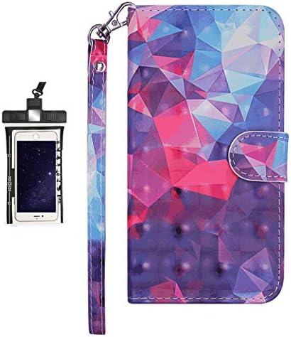 耐汚れ 耐摩擦 Samsung Galaxy S10 ケース 手帳型 本革 レザー カバー 財布型 スタンド機能 カードポケット 耐摩擦 全面保護 人気 アイフォン[無料付防水ポーチケース]