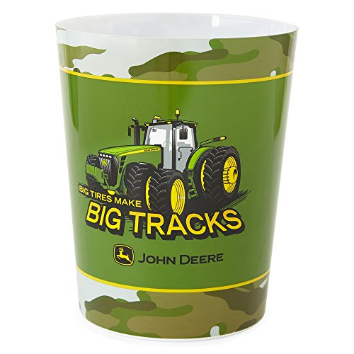 John Deere Kids Wastebasket