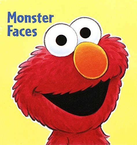 - Monster Faces (Sesame Street) (A Chunky Book(R))