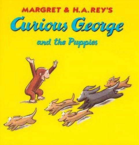 Curious George and the Puppies (Curious George 8x8)