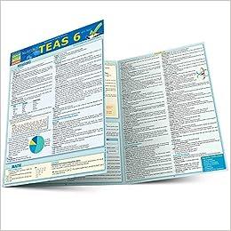 photo regarding Free Printable Teas Practice Test called Nursing Teas Consultant (Easy Investigation Educational): 9781423225959