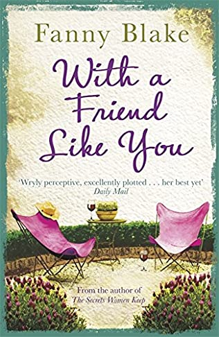 book cover of With A Friend Like You
