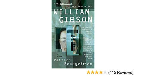 Pattern Recognition William Gibson Epub