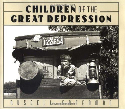 Children of the Great Depression (Golden Kite Awards) ebook