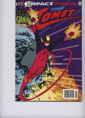 Earth Quest 3 (The Comet, #1)