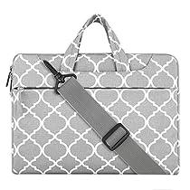 MOSISO Quatrefoil estilo de la tela de manga caso bolsa de cubierta