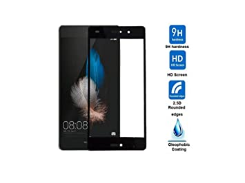 YOUBO Protector de Pantalla Cristal Templado Premium para Huawei ...