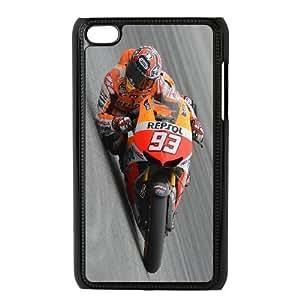 Ipod Touch 4 Phone Case Marc Marquez F5U8205 Kimberly Kurzendoerfer