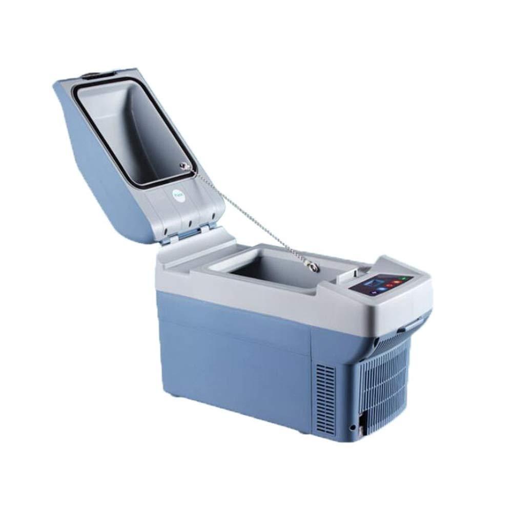 CZBX Car Refrigerator,Portable 6-Liter Digital Display Heating Cooling Mini Car Refrigerator