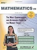 MTEL Mathematics 09 Teacher Certification Study Guide Test Prep, Sharon A. Wynne, 1607873516