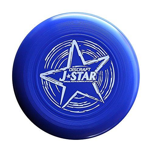 Discraft J-Star 145g Ultimate Disc (Royal Blue) by Discraft