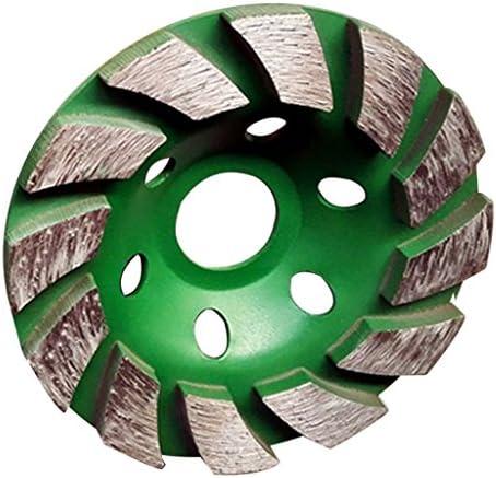 gazechimp 石グラインダー ダイヤモンド砥石 研磨用 円弧研削 研磨工具 DIY 合金 全4色 - 緑