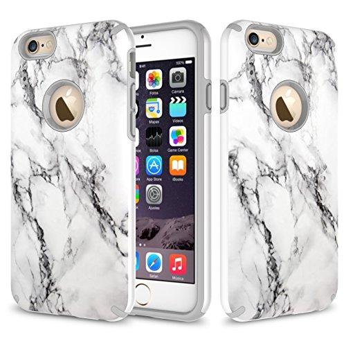 iphone 6 case dual layer bumper - 8