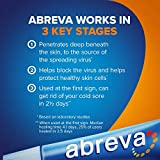Abreva Docosanol 10% Cream Tube, Only FDA