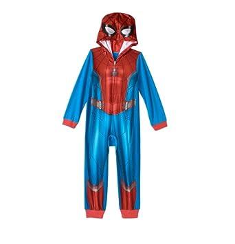 ae4b2cc58ce3 Amazon.com  Marvel Spider Man Homecoming Children s One Piece ...