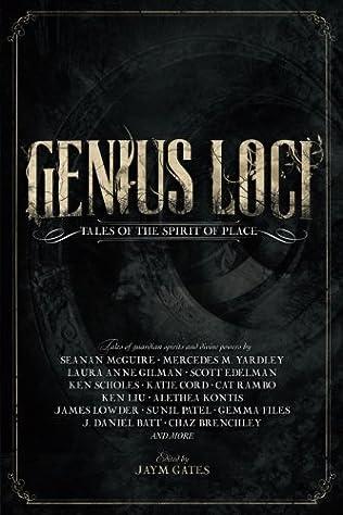 book cover of Genius Loci