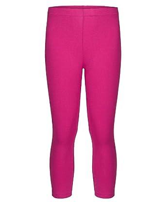 RageIT enfants longueur mollet Uni Legging filles jersey doux Pantalon  décontracté  Amazon.fr  Vêtements et accessoires 7522fc8b1f2