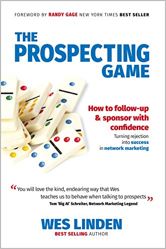 Amazon the prospecting game how to follow up sponsor with the prospecting game how to follow up sponsor with confidence turning rejection fandeluxe Choice Image