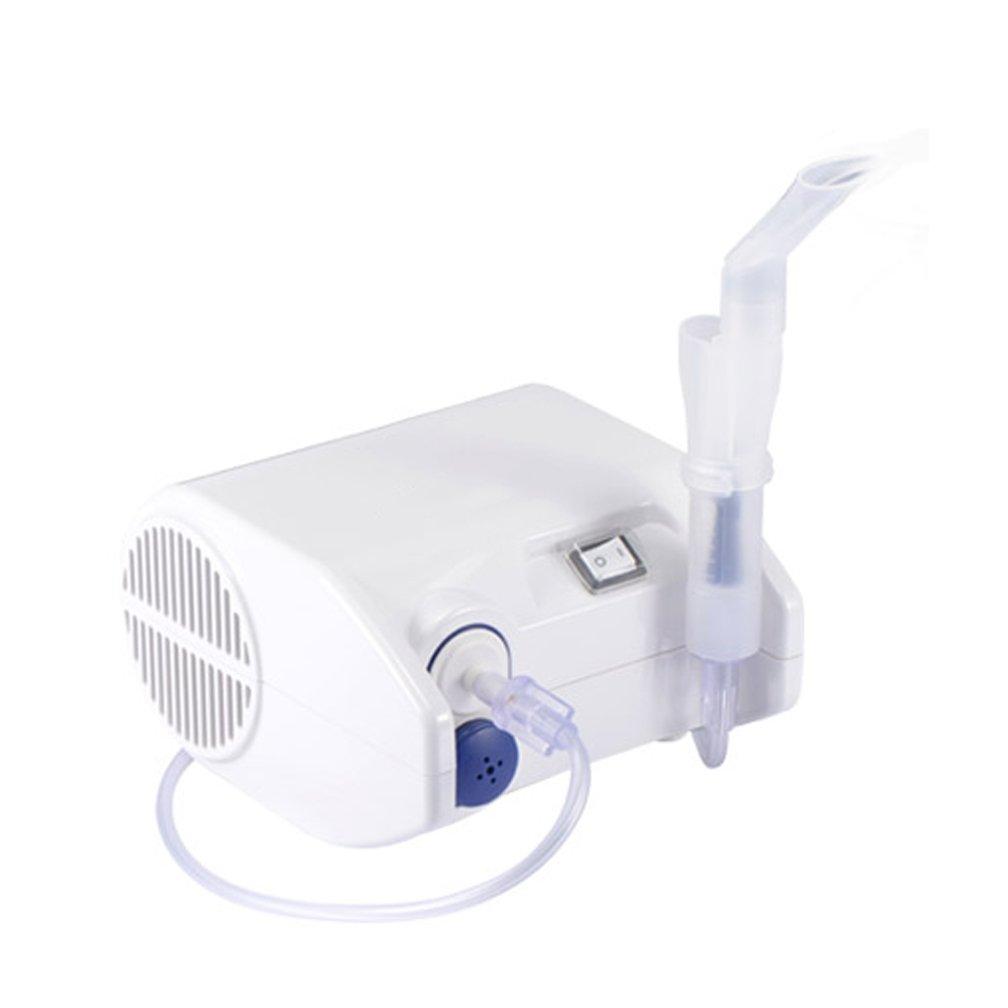 Nebulizador Compresor Healthcare - Fácil de usar Aliviar el Alivio de la Tos Nebulizadores Medicinales del Dolor que pueden ser utilizados tanto por adultos ...