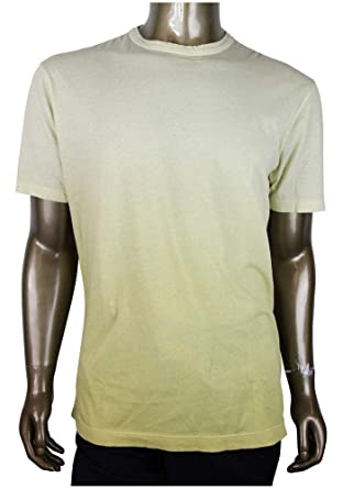 fcddee713479 Gucci Men's Shaded Yellow Cotton Crest Hysteria Jersey T-Shirt 369221 7463 ( 2XL)