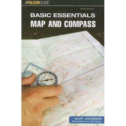 BASIC ESSENTIALS MAP & COMPASS 3RD EDITION BOOK - N/A - N/A