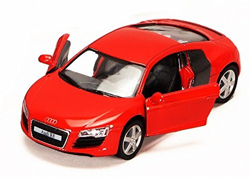 Audi R8, Red - Kinsmart 5315D - 1/36 scale Diecast for sale  Delivered anywhere in USA