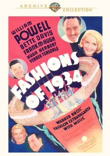 - Fashions of 1934 (1934)