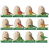 Dinosaur Eggs Dino Eggs Kit 12 Pack, Break Open