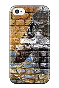 Tpu Case Cover For Iphone 4/4s Strong Protect Case - Saniegohargers Design