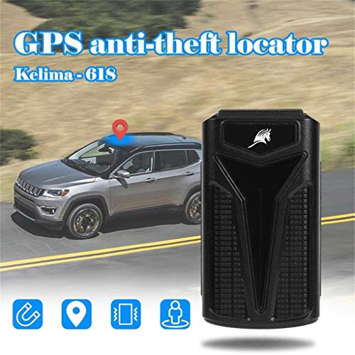 Rigel Realtime GPS GPRS GSM Tracker for Car Vehicle Motorcycle Tracking Device (A)