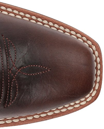 Ariat Womens Legend Western Shoe Chocolate Chip / Teak
