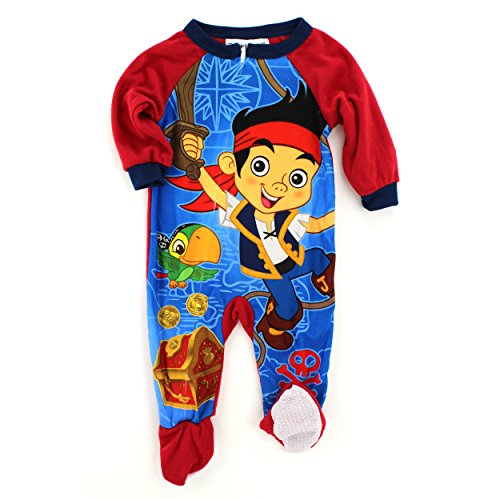 Jake and the Never Land Pirates Baby Toddler Fleece ...